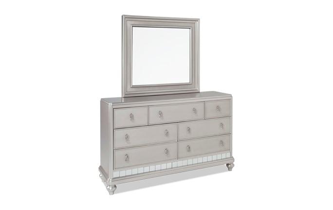 Diva Dresser & Mirror