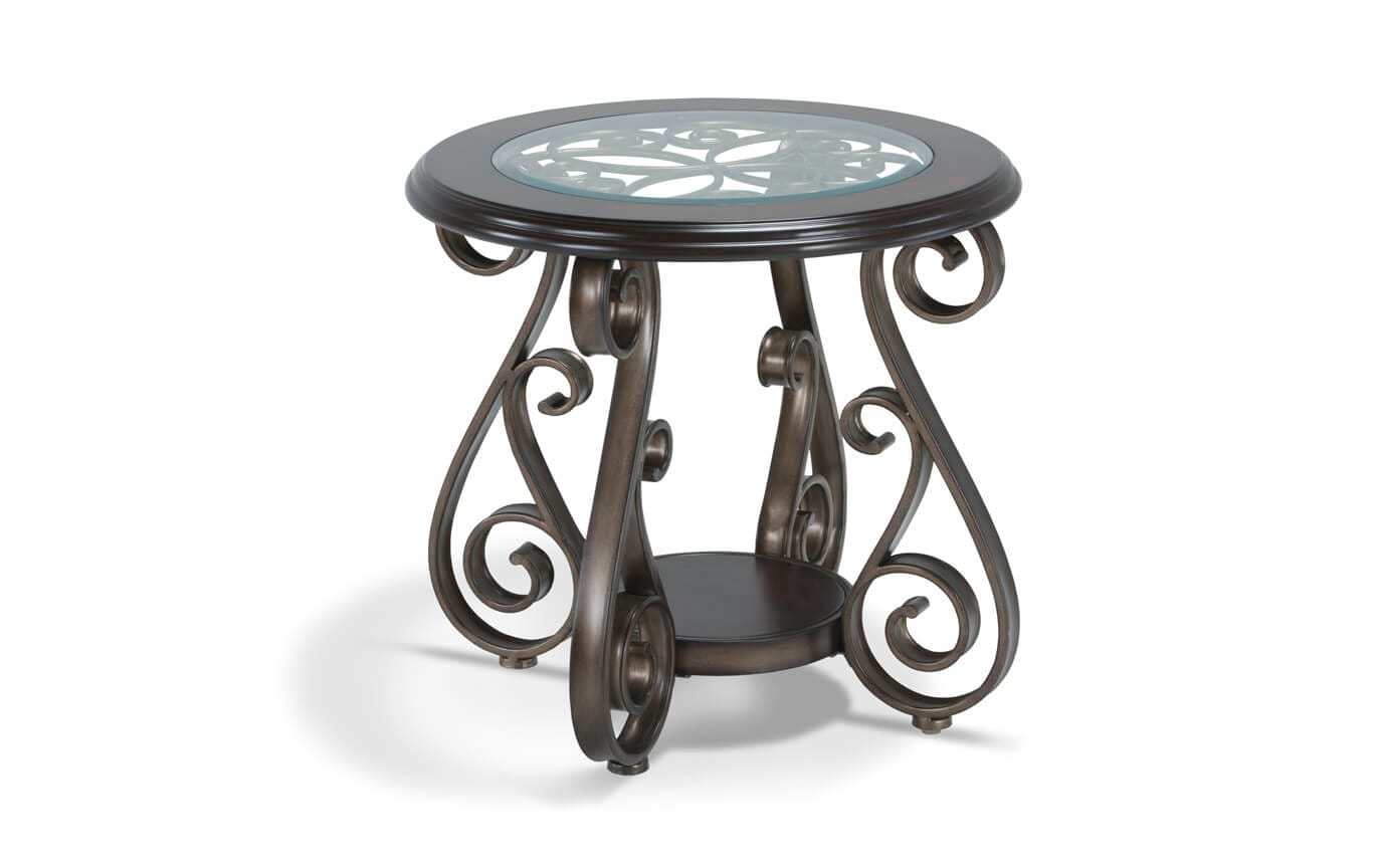 Bombay End Table