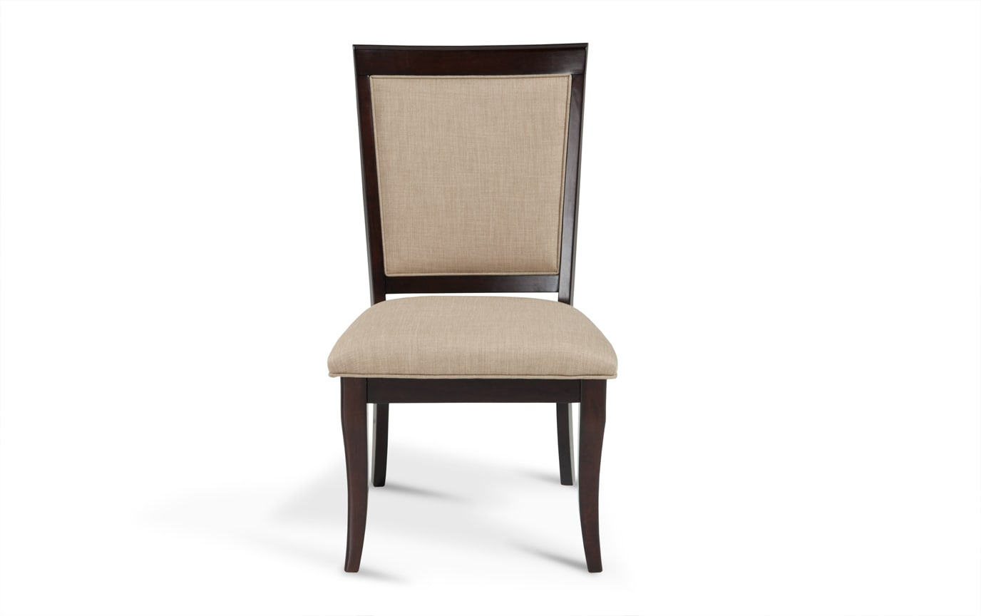 Gatsby Cherry 7 Piece Dining Set with Side Chairs