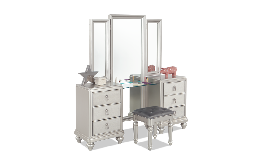 Great Diva Vanity Dresser U0026 Stool