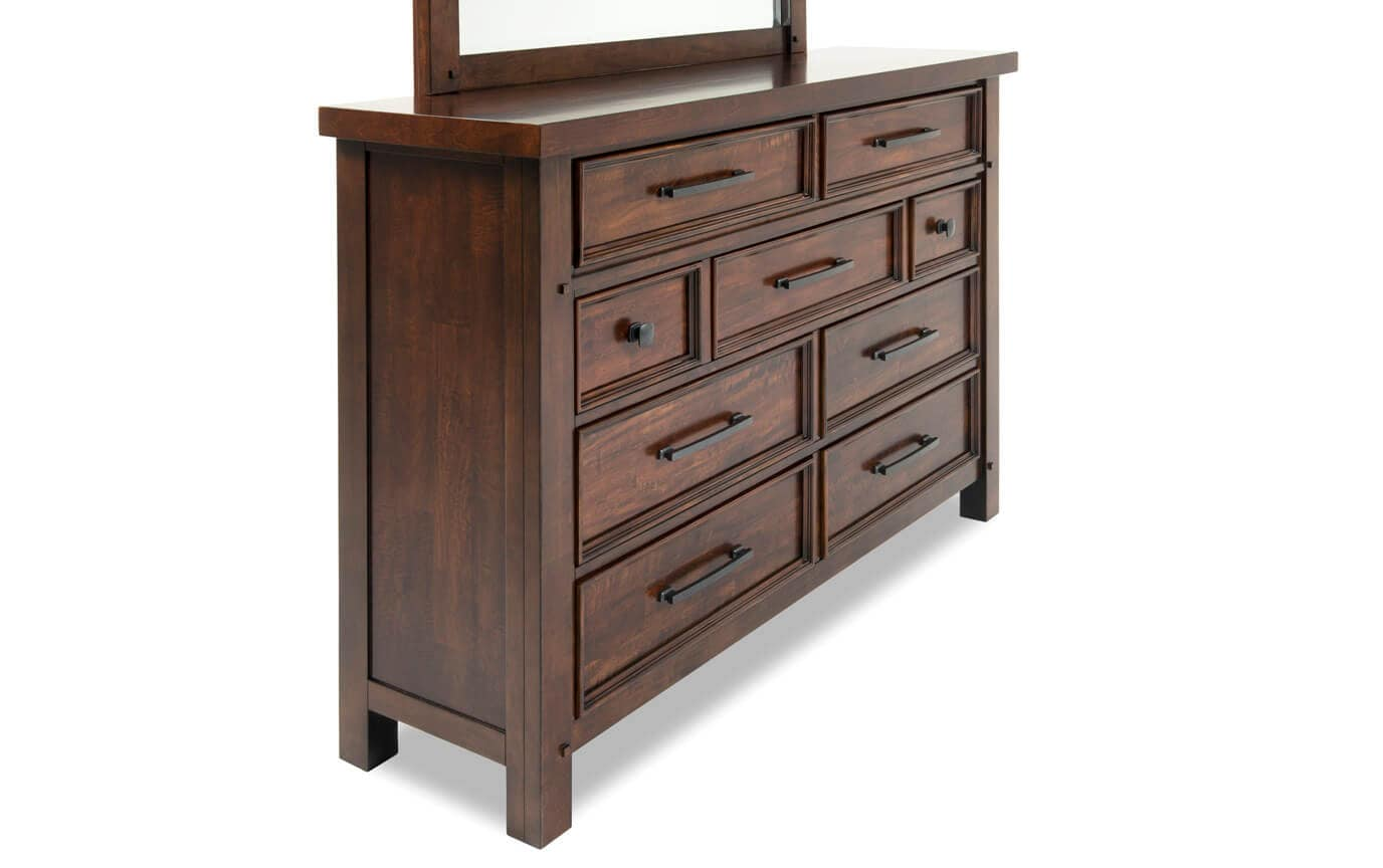hudson bedroom set hudson bedroom set bob s furniture 11817
