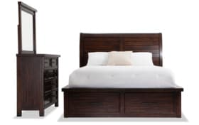 Hudson Queen Storage Bedroom Set