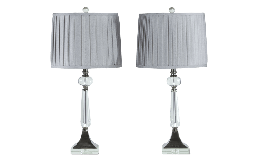 Set of 2 Dublin Lamps