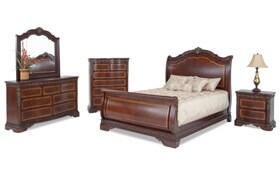 Majestic Queen Bedroom Set