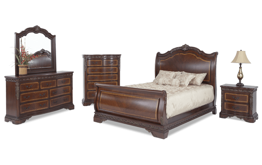 Majestic King Bedroom Set