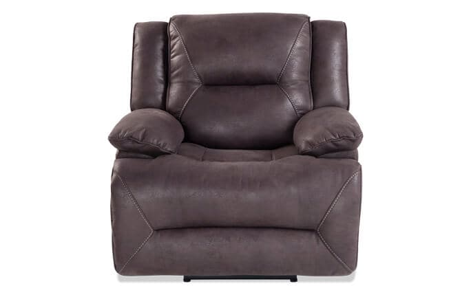 Jennings Gray Power Recliner Discontinued