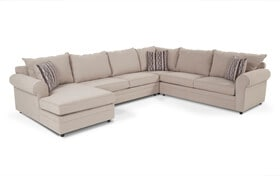Venus Dune 4 Piece Right Arm Facing Sectional