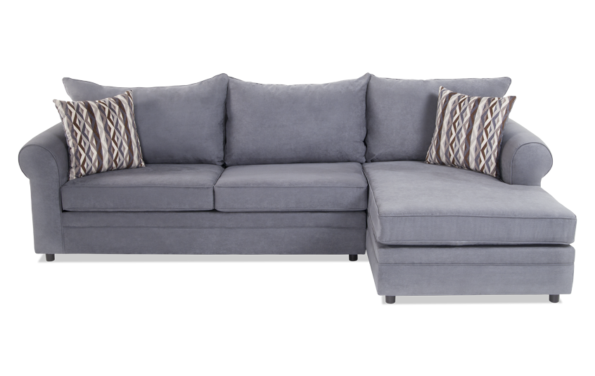Venus 2 Piece Left Arm Facing Sectional