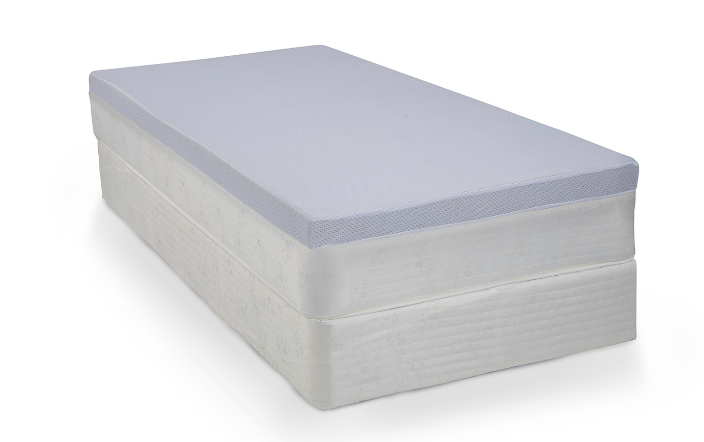 Bob-O-Pedic Gel Twin XL Mattress Topper