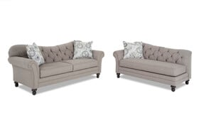 Timeless Sofa & Chaise