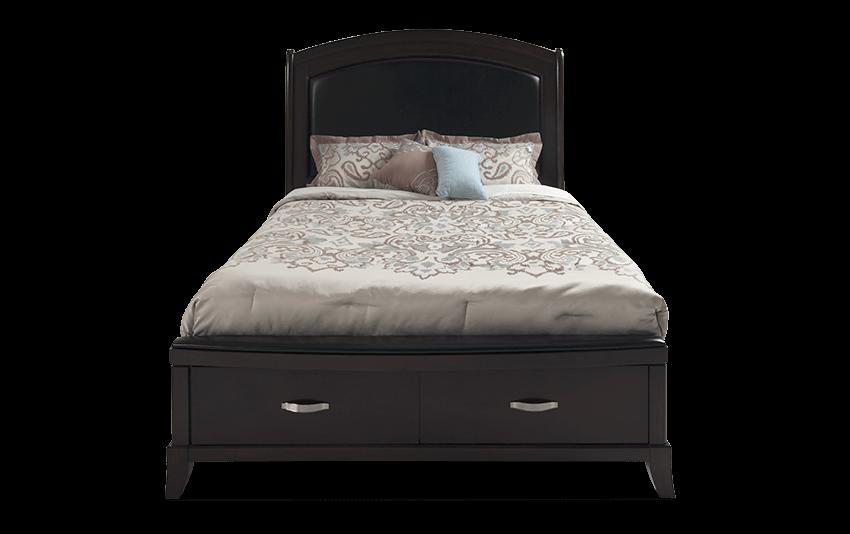 Jason Storage Bed