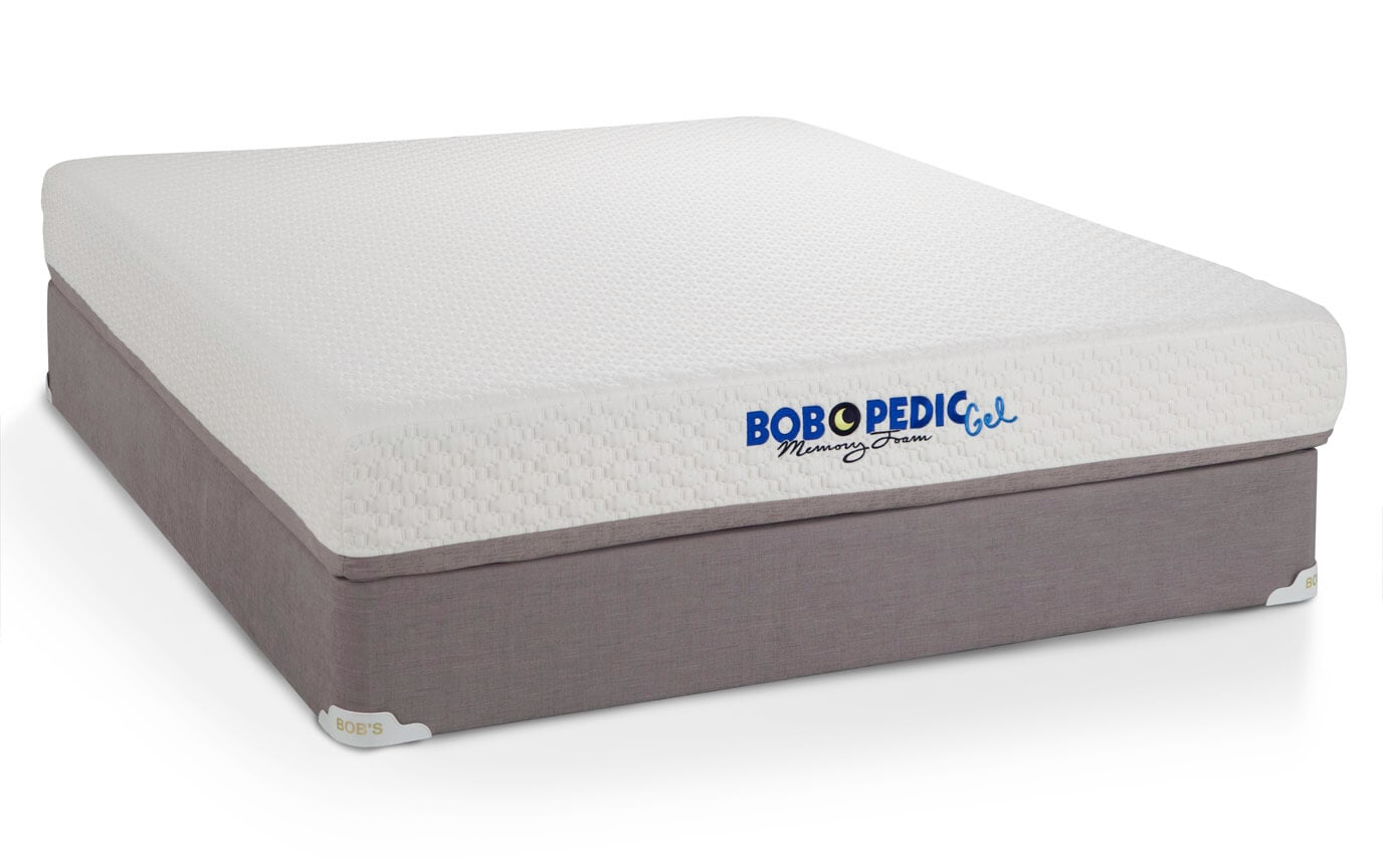 Bob-O-Pedic 9 Gel Mattress Set