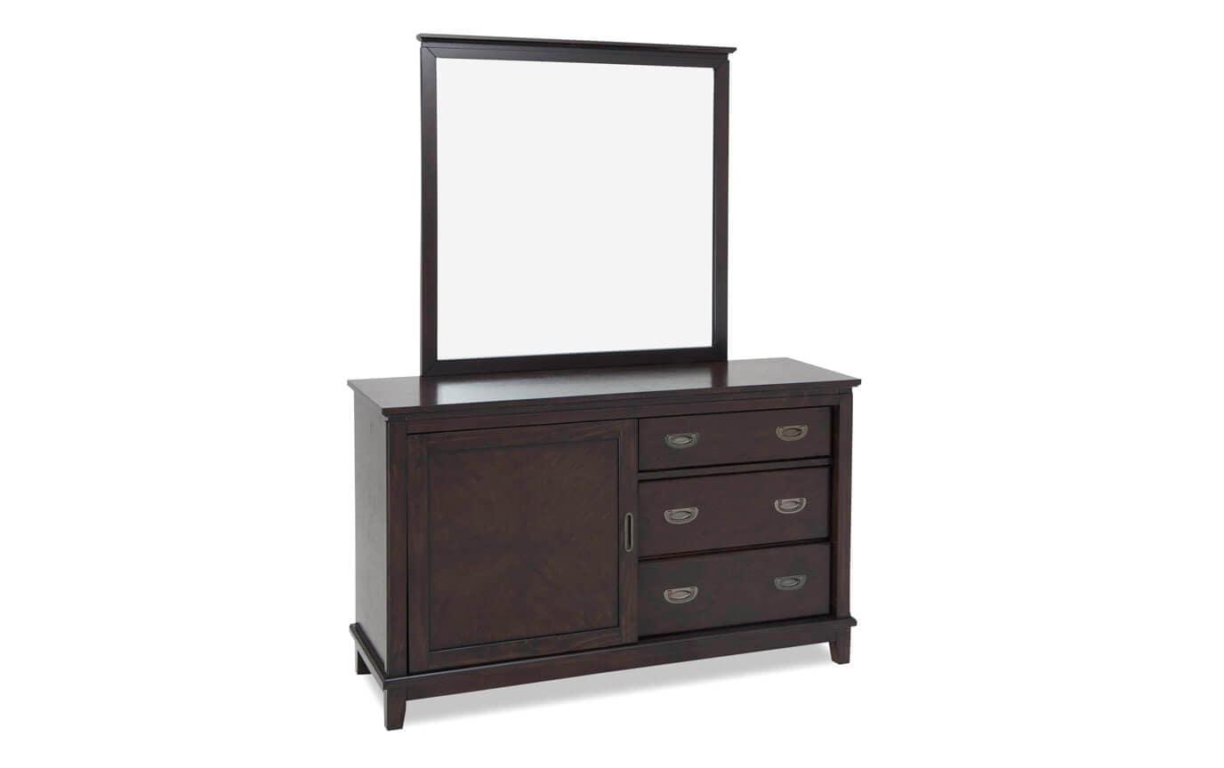 Chadwick Twin Bookcase Bedroom Set