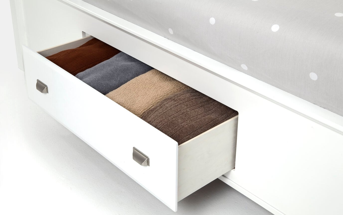 Spencer Storage Bed