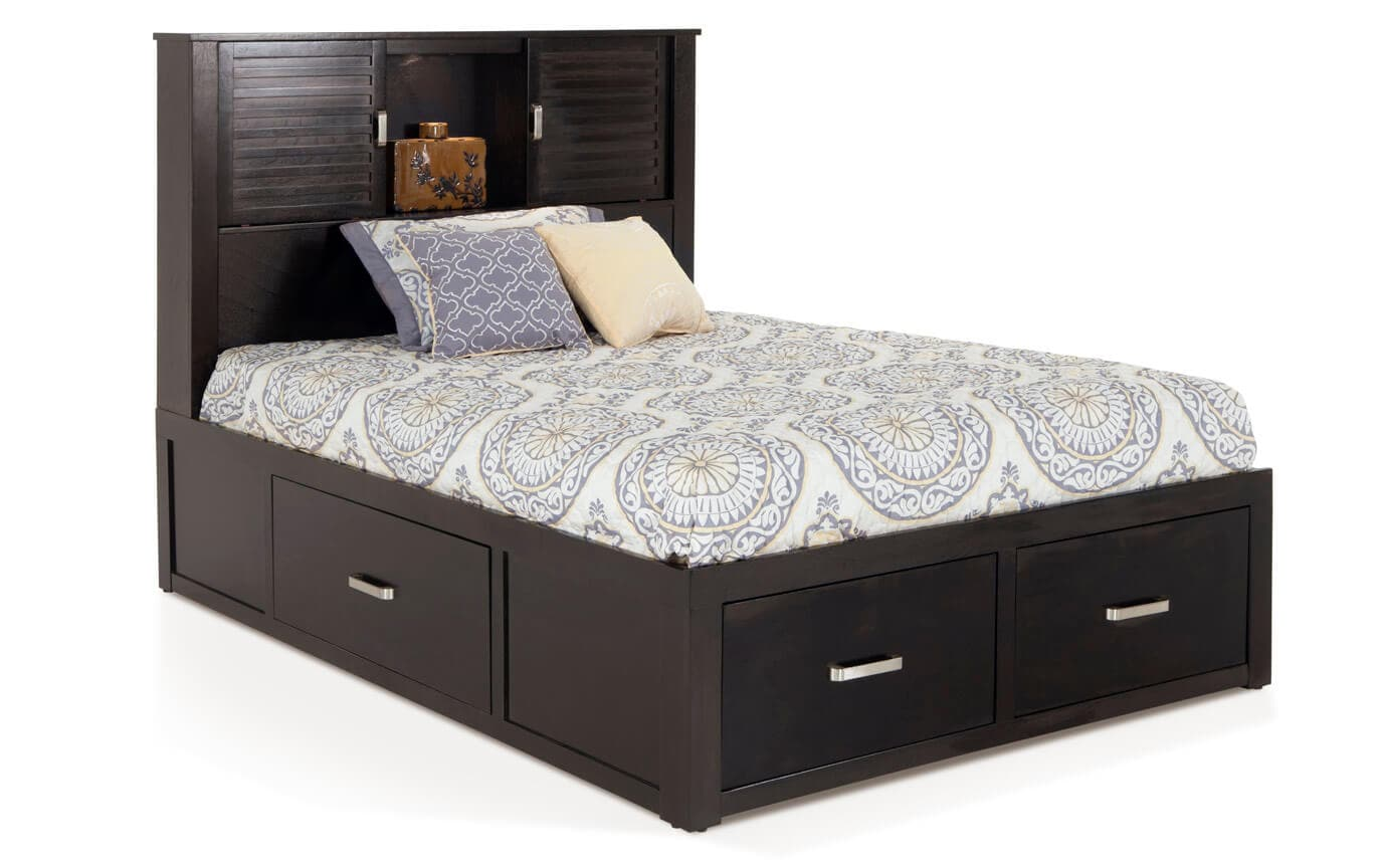 Dalton Storage Bed | Bob