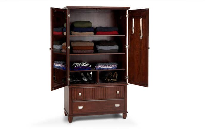 Spencer Wardrobe