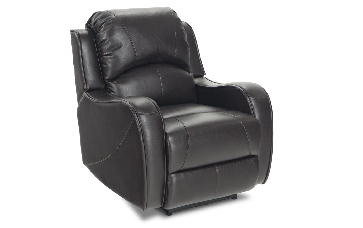 Zenith Brown Power Recliner Bobs Com
