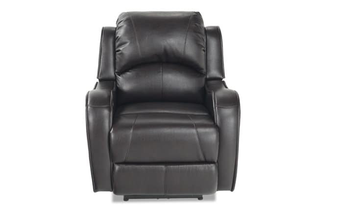 Zenith Brown Power Recliner