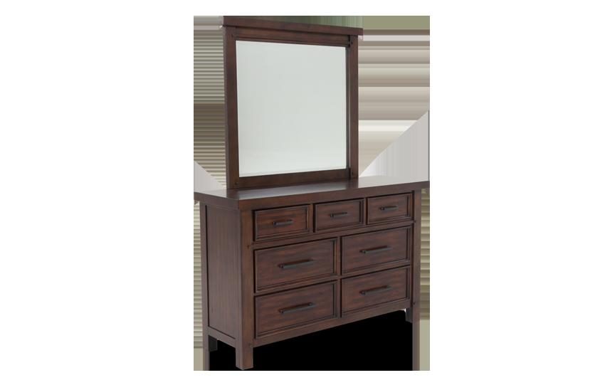 Hudson Youth Dresser & Mirror
