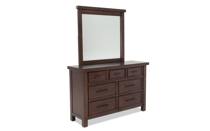 Hudson Youth Dresser & Mirror