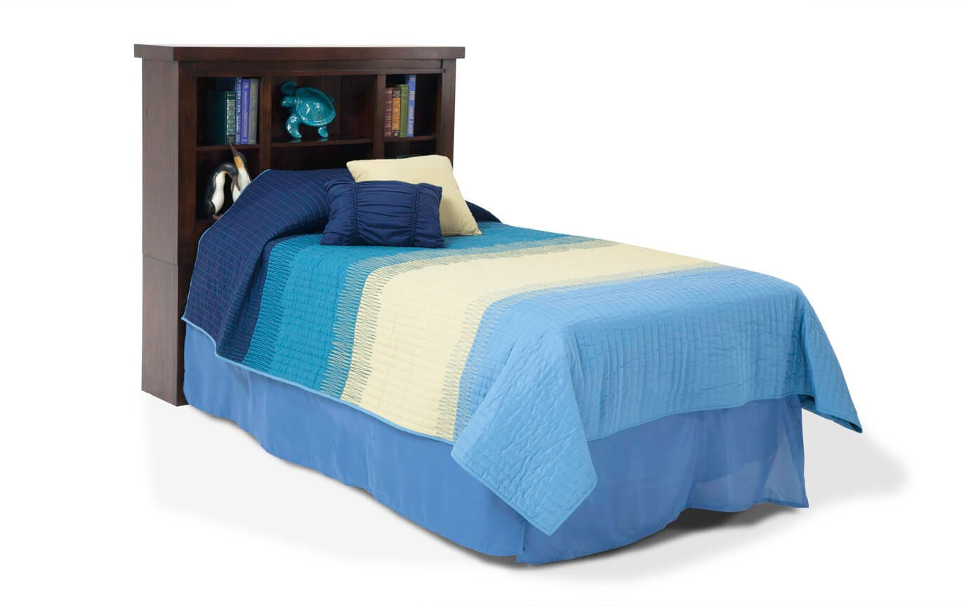 Hudson Youth Bookcase Bedroom Set