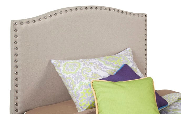 Malerie Upholstered Bed