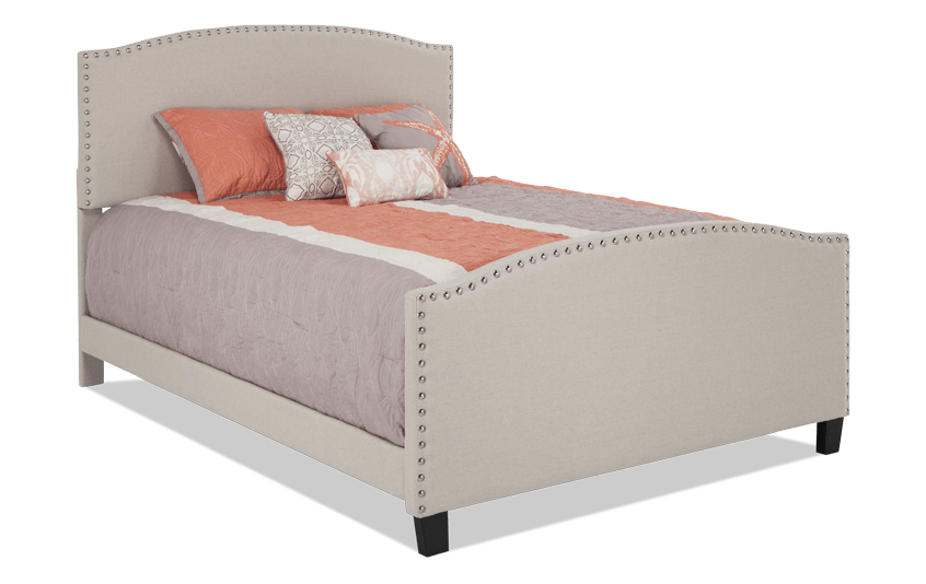 Malerie King Upholstered Bed