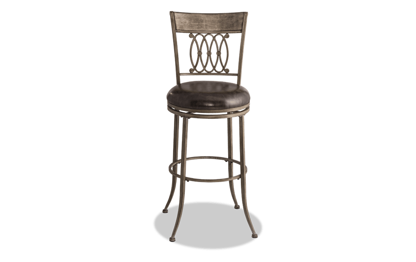 Tulsa Swivel Counter Stool