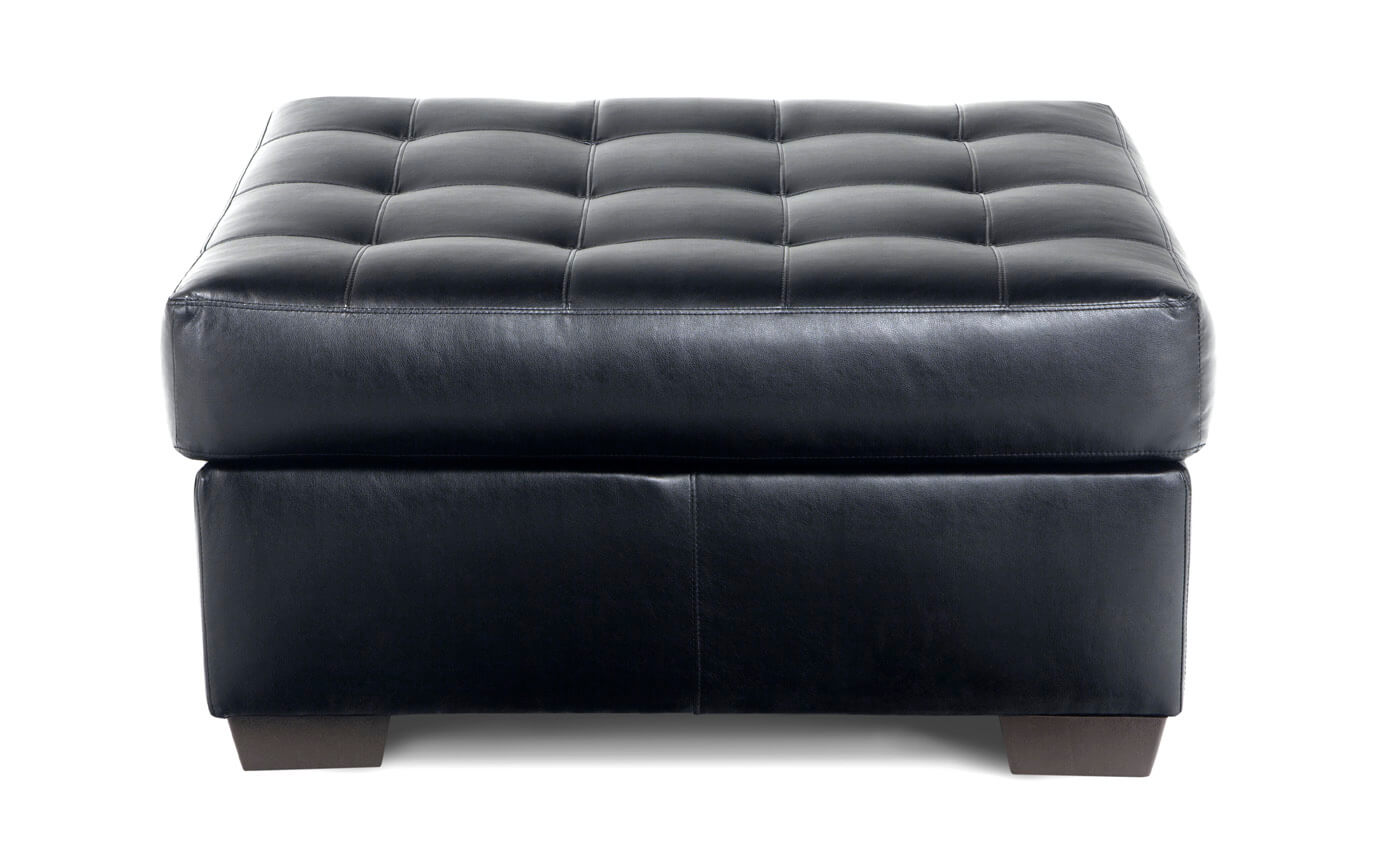 Mercury Cocktail Ottoman