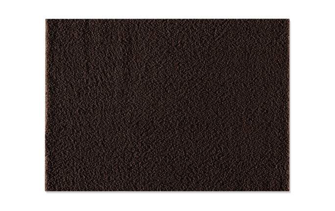 Chocolate Shag Rug (5' x 7'6