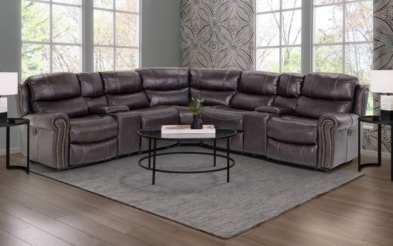 Lannister Seven Piece Sectional