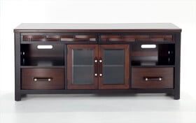 "Dream Weaver Cherry 70"" TV Console"