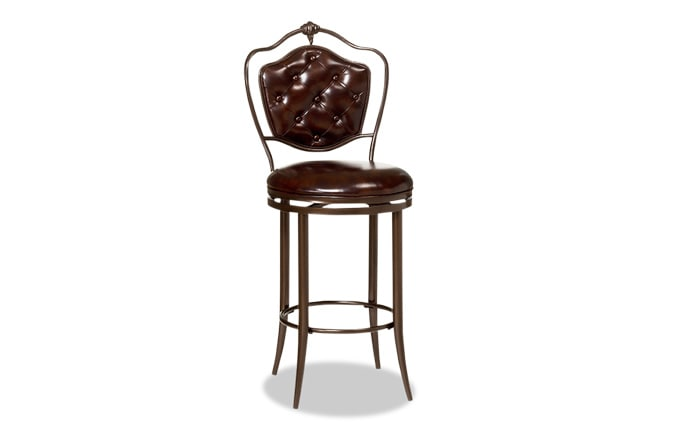Naomi Swivel Counter Stool