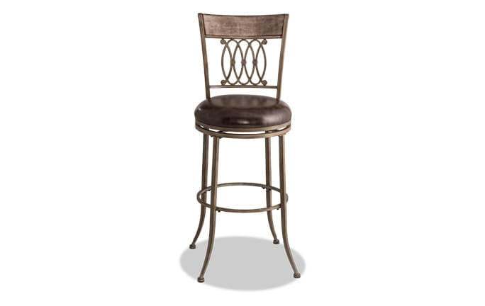 Tulsa Swivel Bar Stool