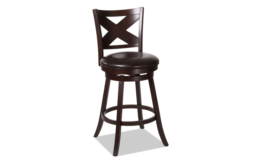 Jerome Counter Swivel Stool