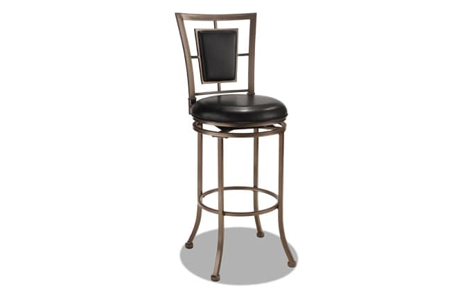 Brynner Swivel Stool