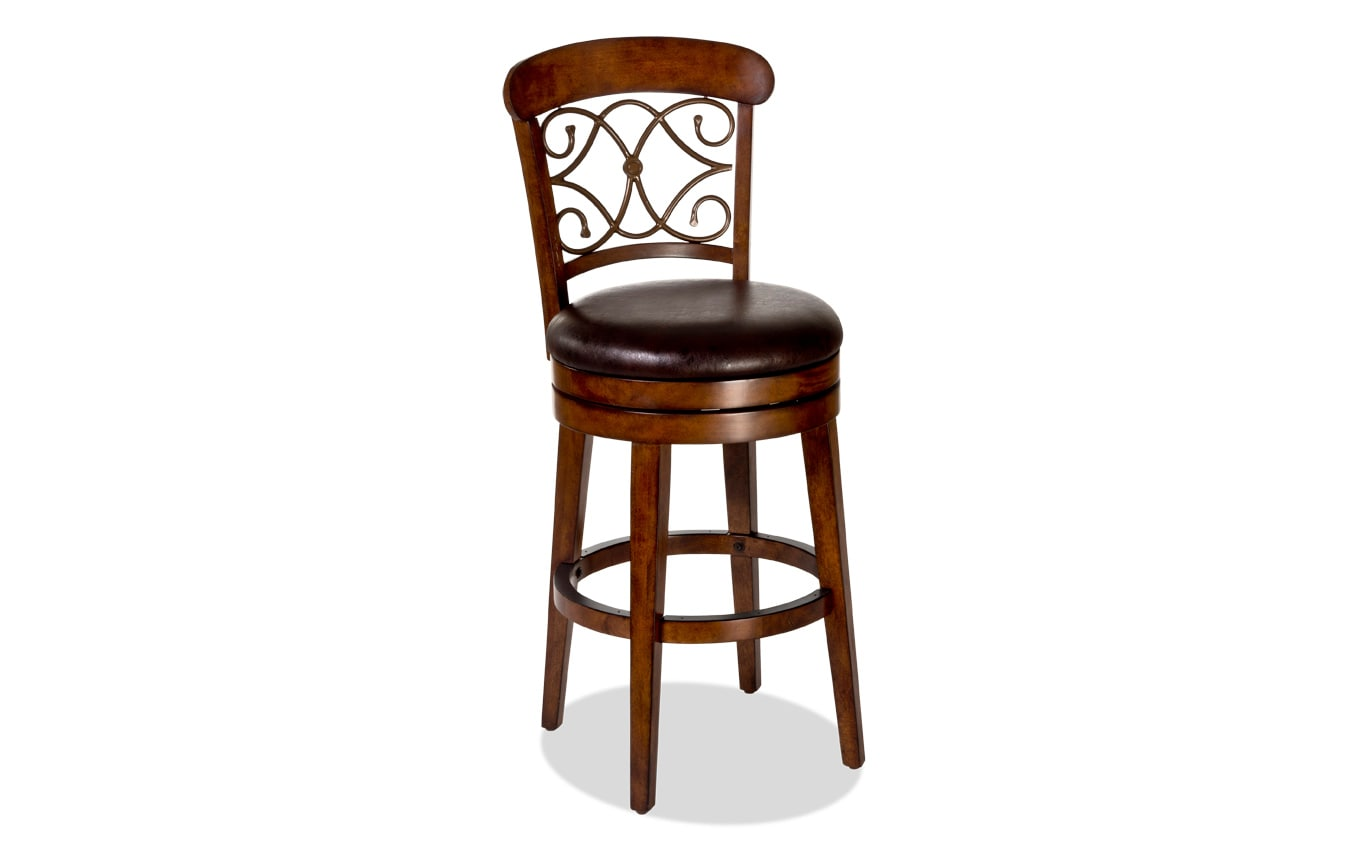 Kittery Swivel Stool