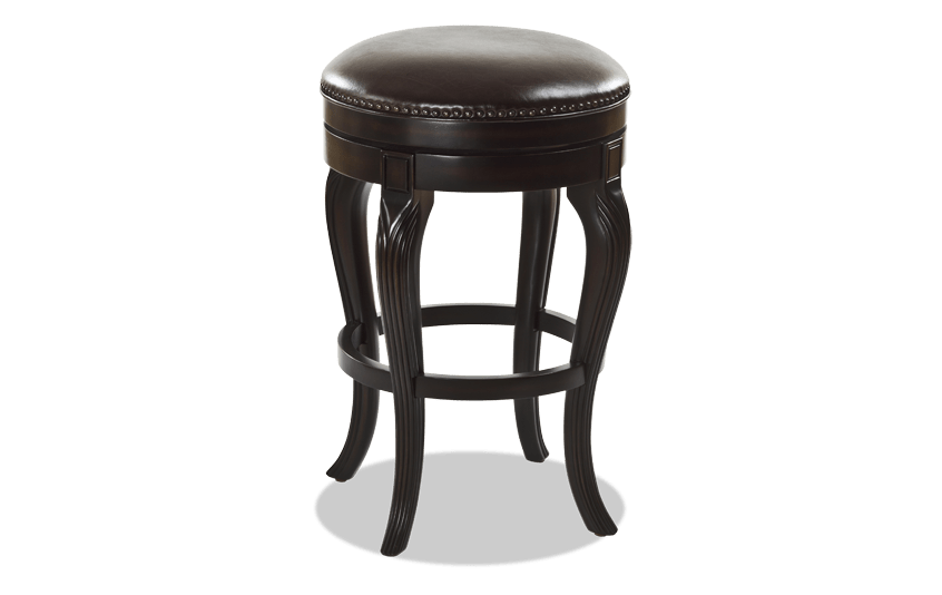Xavier Backless Counter Stool