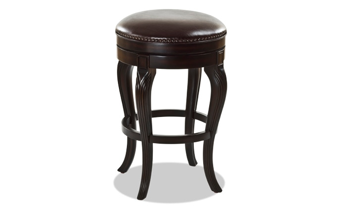 Xavier Backless Bar Stool