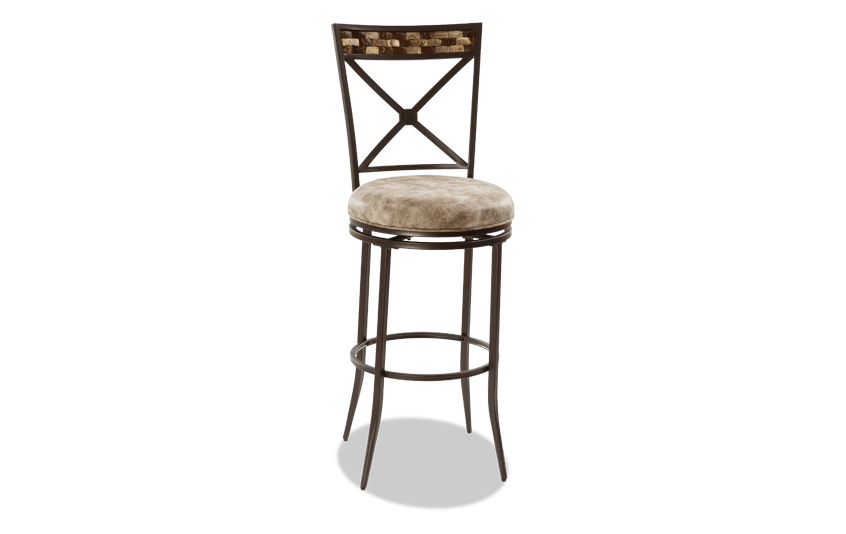 Milo Swivel Stool