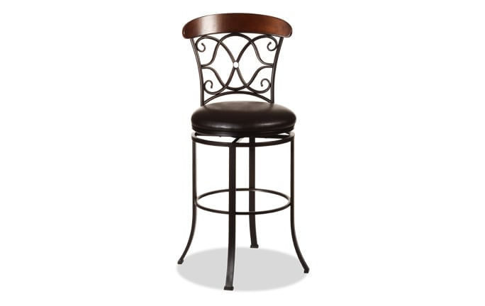 Shelby Swivel Counter Stool