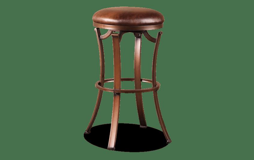 Kellwood Counter Backless Swivel Stool