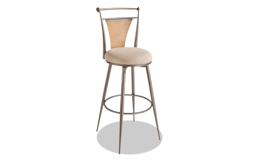 Aubrey Swivel Stool