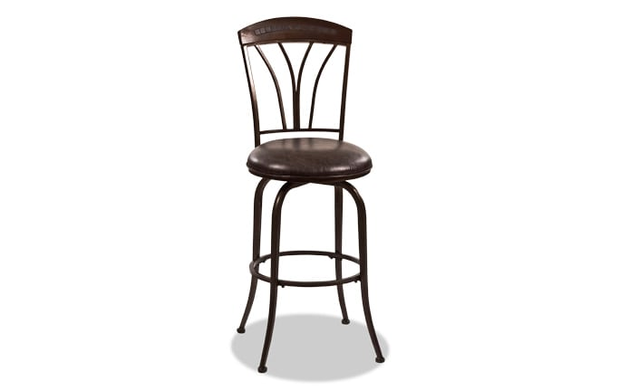 Hayden Swivel Bar Stool