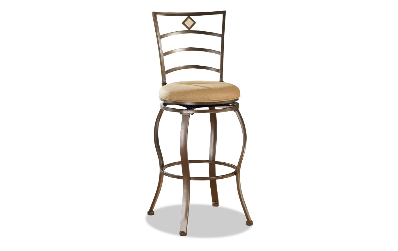 Sydnee Swivel Bar Stool
