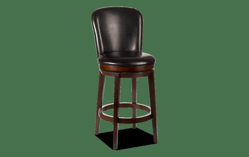 Duncan Bar Swivel Stool