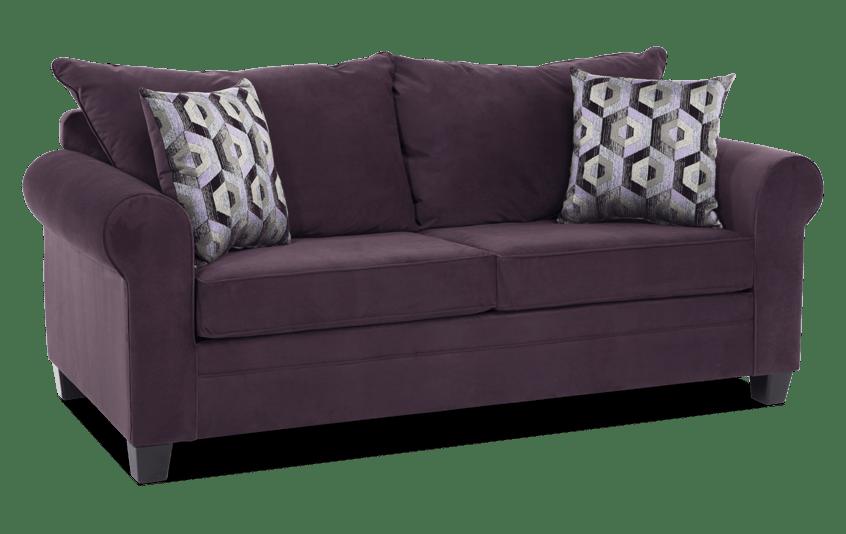 Banner Plum Sofa