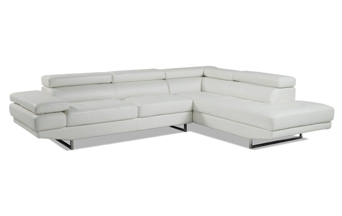 Luna 2 Piece Left Arm Facing Sectional