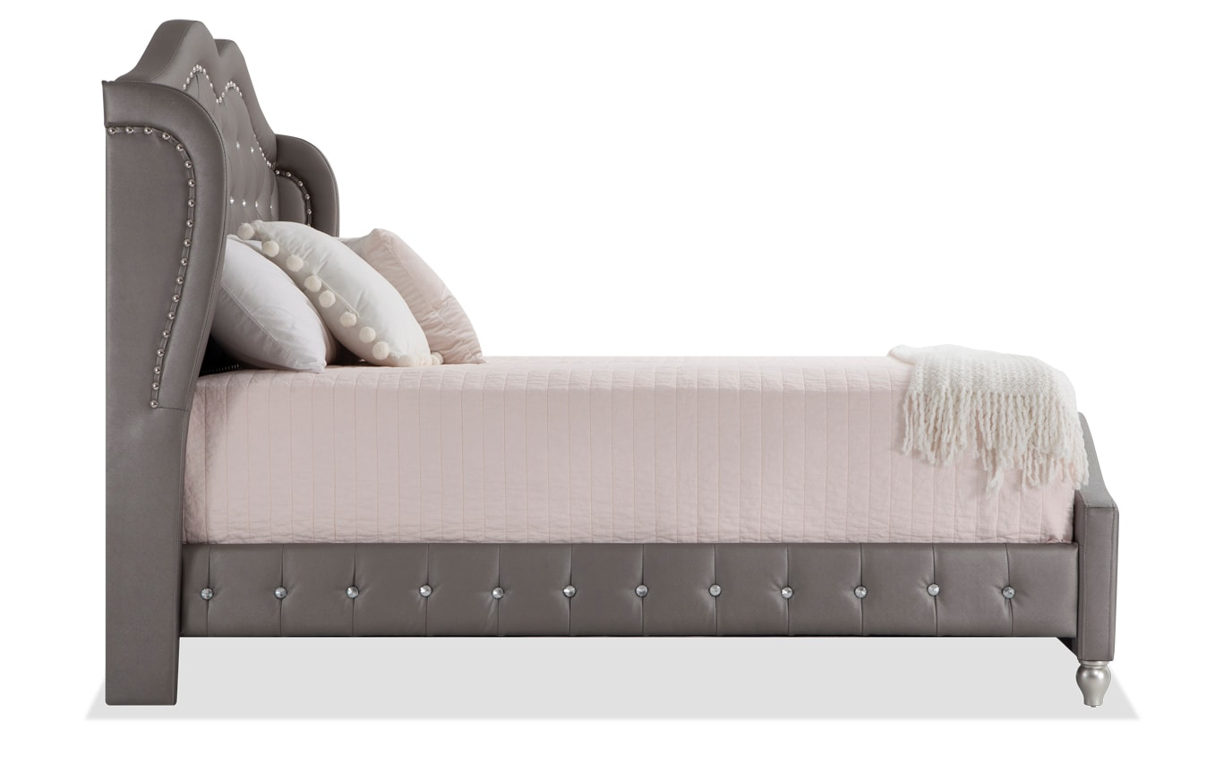 Diva Upholstered Bed