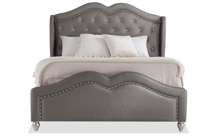 Diva II Upholstered Bed